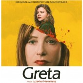 Javier Navarrete - Greta (Original Motion Picture Soundtrack) 2XLP Vinyl