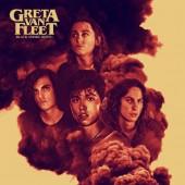 "Greta Van Fleet - Black Smoke Rising 12"" EP Vinyl"