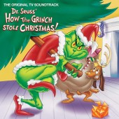 Various Artists - Dr. Seuss' How The Grinch Stole Christmas! Vinyl LP