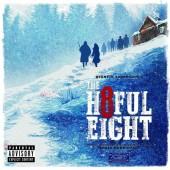 Various Artists - Quentin Tarantino's The Hateful Eight 2XLP
