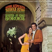 Herb Alpert & The Tijuana Brass - South Of The Border LP