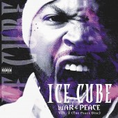 Ice Cube - War & Peace Vol. 2 2XLP