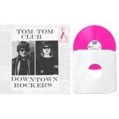 Tom Tom Club - Downtown Rockers (Pink) LP