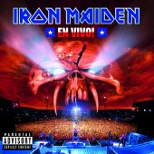 Iron Maiden - En Vivo! 2XLP