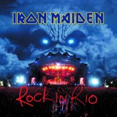 Iron Maiden - Rock in Rio 3XLP