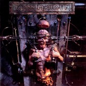 Iron Maiden - The X Factor 2XLP