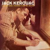 "Jack Kerouac Featuring Al Cohn and Zoot Sims - Blues and Haikus (Limited ""Blues"" & Yellow Starburst) Vinyl LP"