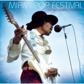 The Jimi Hendrix Experience - Miami Pop Festival 2XLP