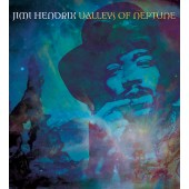 Jimi Hendrix - Valleys Of Neptune 2XLP