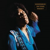 Jimi Hendrix - Hendrix In the West  2XLP