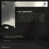 John Carpenter - Assault on Precinct 13 b/w The Fog EP
