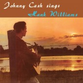 Johnny Cash - Sings Hank Williams LP