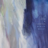 John K Samson - Winter Wheat (Yellow / Blue) Vinyl LP