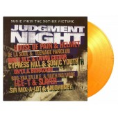 Soundtrack - Judgement Night (Flaming Orange) Vinyl LP