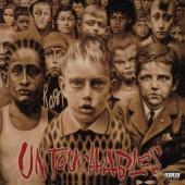 Korn - Untouchables 2XLP vinyl
