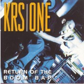 KRS One - Return Of The Boom Bap 2XLP