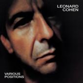 Leonard Cohen - Various Positions Vinyl LP