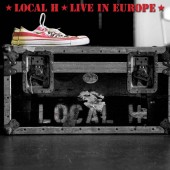 Local H -  Live In Europe 2XLP Vinyl