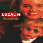 Local H - As Good As Dead 2XLP (Red/White Swirl)