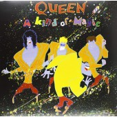 Queen - A Kind Of Magic LP