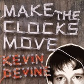 Kevin Devine - Make The Clocks Move Colored Vinyl 2XLP