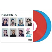 Maroon 5 -  Red Pill Blues (Red/Blue) 2XLP vinyl