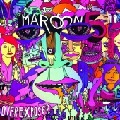 Maroon 5 - Overexposed LP