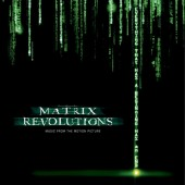 Various Artists - Matrix Revolutions 2XLP vinyl