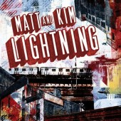 Matt and Kim - Lightning LP