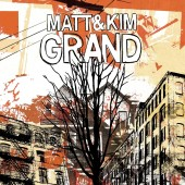 Matt And Kim - Grand Vinyl LP