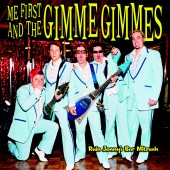 Me First And The Gimme Gimmes - Ruin Jonny's Bar Mitzvah LP