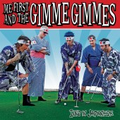 Me First And The Gimme Gimmes - Sing In Japanese LP