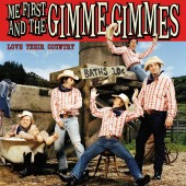 Me First And The Gimme Gimmes - Love Their Country LP