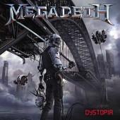 Megadeth - Dystopia LP