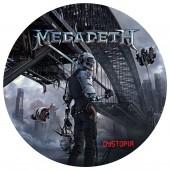 Megadeth - Dystopia (PIC) LP