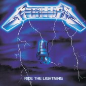 Metallica - Ride The Lightning LP
