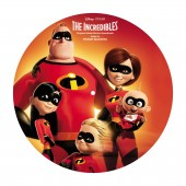 Michael Giacchino - The Incredibles Vinyl LP