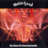 Motörhead - No Sleep 'til Hammersmith LP
