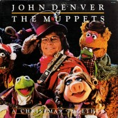 John Denver & The Muppets - A Christmas Together LP