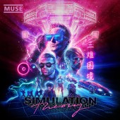 Muse - Simulation Theory Vinyl LP