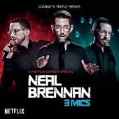 Neal Brennan - 3 Mics 2XLP Vinyl