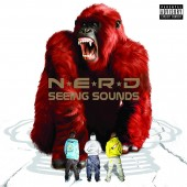 N.E.R.D. - Seeing Sounds 2XLP vinyl