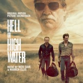Nick Cave & Warren Ellis - Hell Or High Water : Original Motion Picture Soundtrack LP