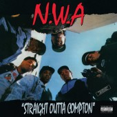 N.W.A. - Straight Outta Compton 25th Anniversary LP