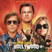Soundtrack - Quentin Tarantino's Once Upon A Time In Hollywood 2XLP vinyl