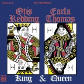 Otis Redding & Carla Thomas - King & Queen (50th Anniversary Edition) LP