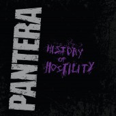 Pantera - History Of Hostility LP