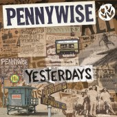Pennywise - Yesterdays (Green) Vinyl LP