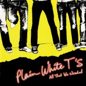 Plain White T's - All That We Needed (Red) Vinyl LP