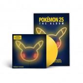 Various Artists - Pokemon 25: The Album (Colored)